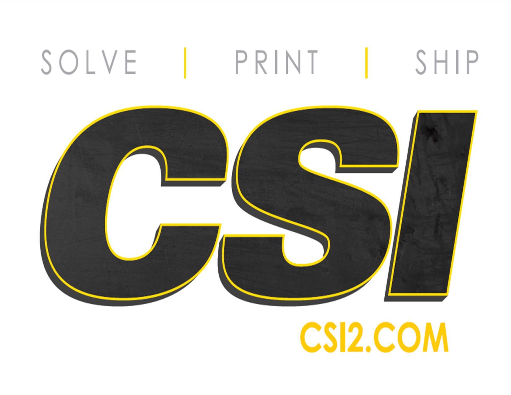 csi printing